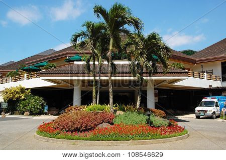 Tagaytay Highlands Club House in Cavite, Philippines