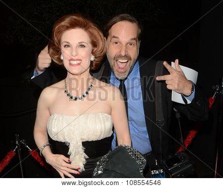 LOS ANGELES - NOV 17:  Kat Kramer, Todd Williamson at the