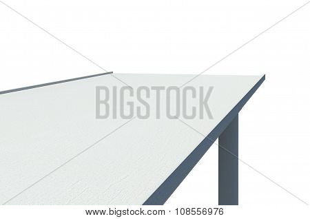 Image of bridge on white