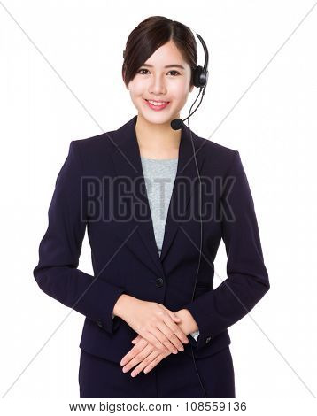 Professional customer services officer