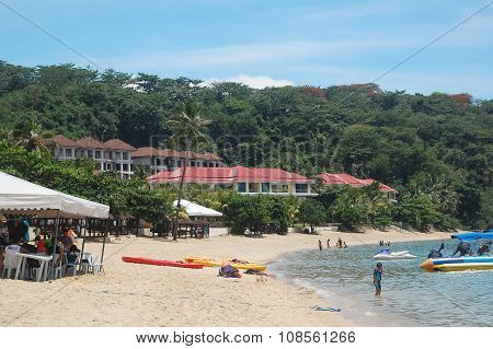Canyon Cove in Batangas, Philippines