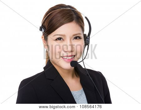 Customer services officer
