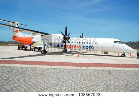 AirPhil Express aircraft