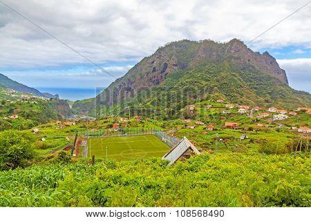 Porto Da Cruz, Madeira