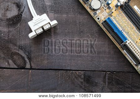 Motherboard  PC components