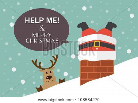 Help Me And Merry Christmas