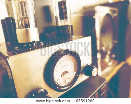 Vacuum tube audio and speaker
