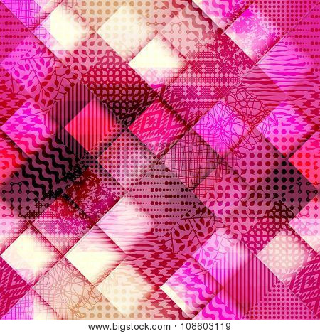 Abstract magenta background