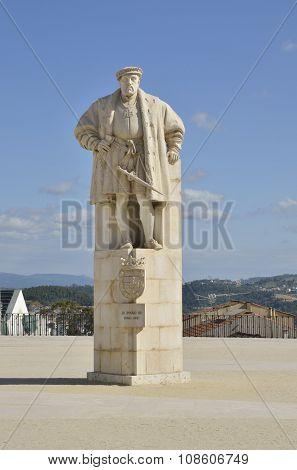 Statue To King John Iii