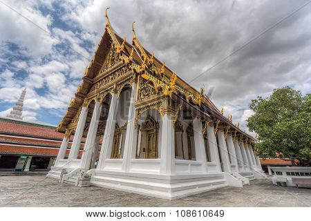 Hor Phra Monthian Dharma, Temple Of The Emerald Buddha  Complex