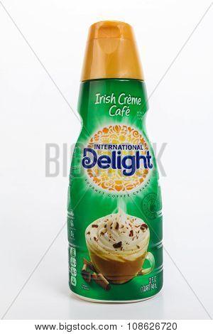 Gourmet Coffee Creamer