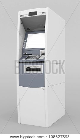 Image Of The New Atm