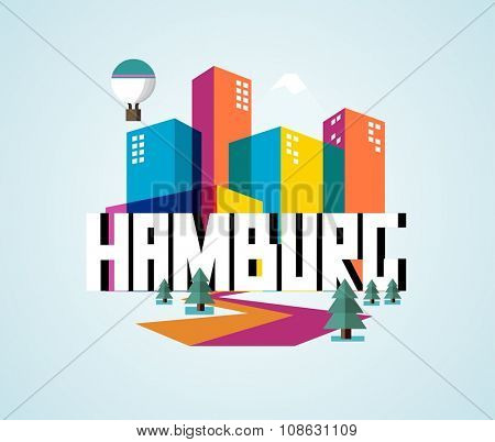Hamburg city in germany is a beautiful destination to visit for tourism.