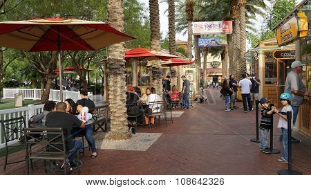 Town Square in Las Vegas, Nevada