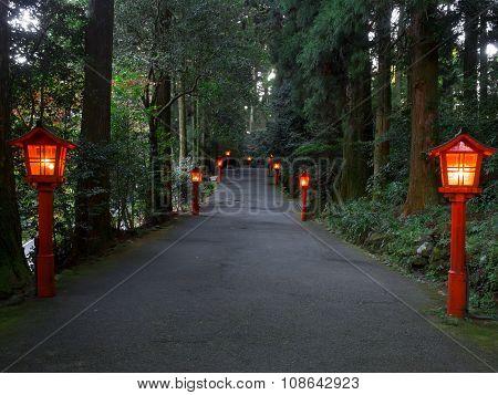 Hakone Shrinto Shrine