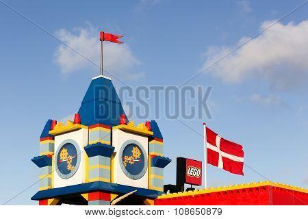 Legoland hotel in billund