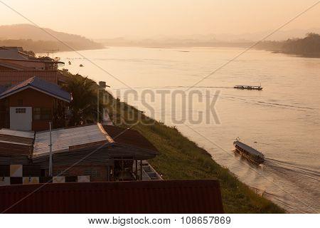 Mekong River Boat Tours