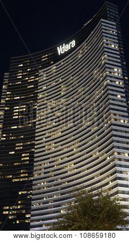 Vdara Hotel & Spa in Las Vegas
