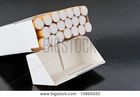 Paquete de cigarrillos