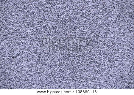 Blue Violet Revetment Wall Putty Macro Texture Background