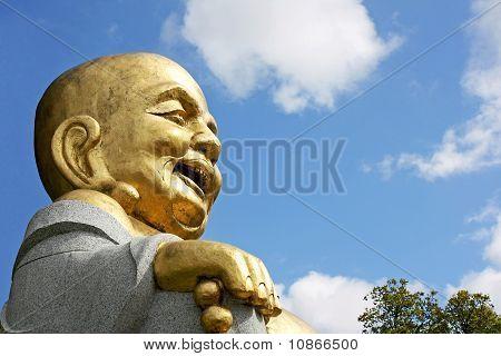 Buddha Happy