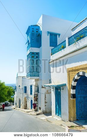 Housing In Sidi Bou Said