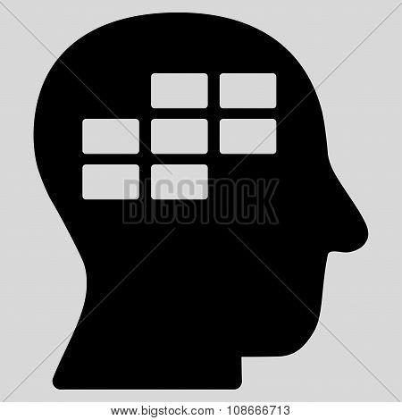 Schedule Thinking Icon