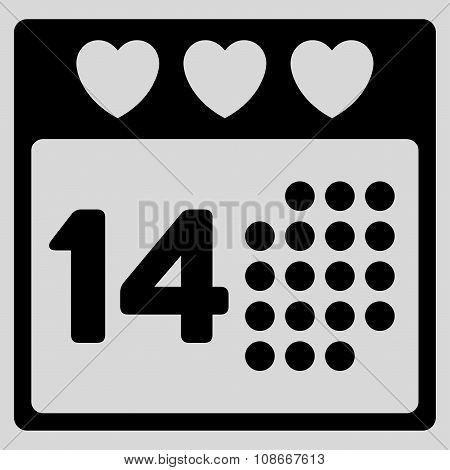 Valentine Love Day Icon