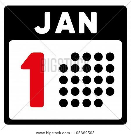 January First Icon