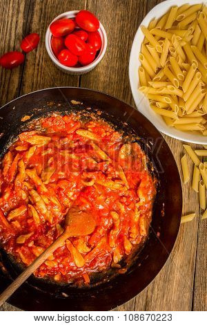 Traditional Pasta Penne