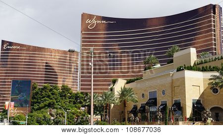 The Wynn and Encore Hotel and Casino in Las Vegas