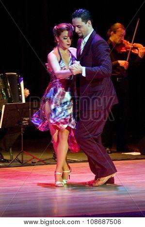 Argentinean Tango