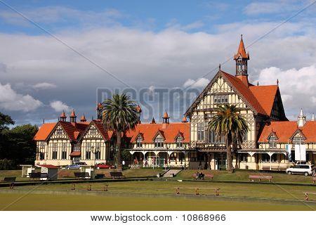 New Zealand - Rotorua