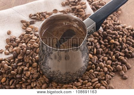 Made Coffee Turk