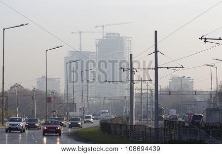 Sofia Bulgaria Street View