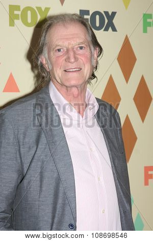 LOS ANGELES - AUG 6:  David Bradley at the FOX TCA Summer 2015 All-Star Party at the Soho House on August 6, 2015 in West Hollywood, CA