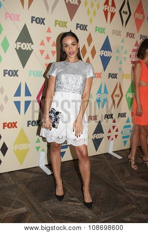 LOS ANGELES - AUG 6:  Cleopatra Coleman at the FOX TCA Summer 2015 All-Star Party at the Soho House on August 6, 2015 in West Hollywood, CA
