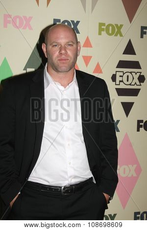LOS ANGELES - AUG 6:  Domenick Lombardozzi at the FOX TCA Summer 2015 All-Star Party at the Soho House on August 6, 2015 in West Hollywood, CA