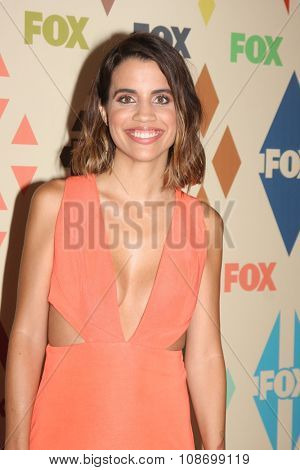 LOS ANGELES - AUG 6:  Natalie Morales at the FOX TCA Summer 2015 All-Star Party at the Soho House on August 6, 2015 in West Hollywood, CA