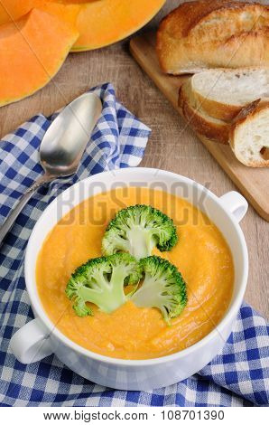 Pumpkin Soup Puree
