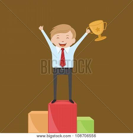 Winner, Leader or Success