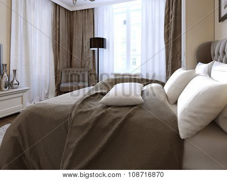 Bedroom Gothic Style