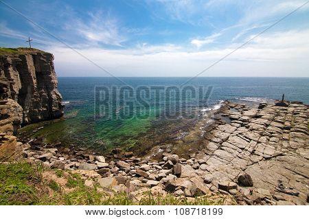 Tobizin Cape In Vladivostok, Russia