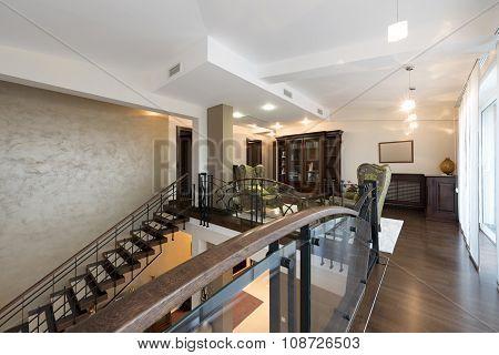 Hallway In Apartment Interior