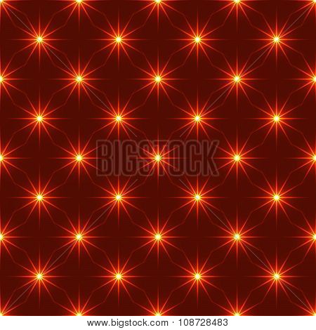 Lights Seamless Pattern