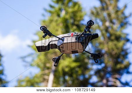 Flying Scout Drone