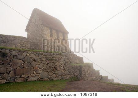 Machu Picchu Guardhouse