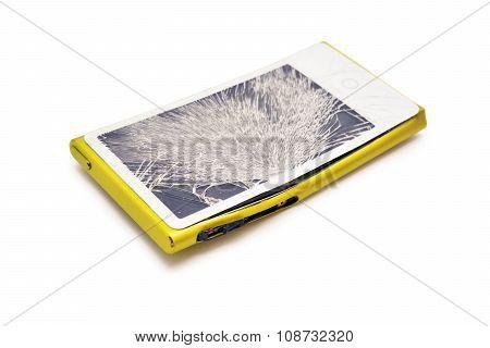 Broken Touchscreen