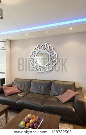 Luxury Living Room Interior