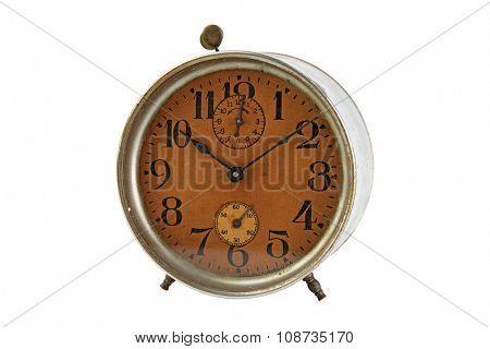 watch old alarm clock